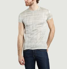 T-Shirt Basic Carreaux