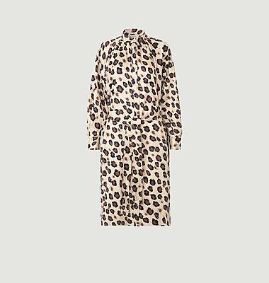 Robe Daisies léopard