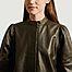 matière Robe en cuir Indie - Second Female