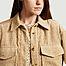matière Sur-chemise Boya Velours - Second Female