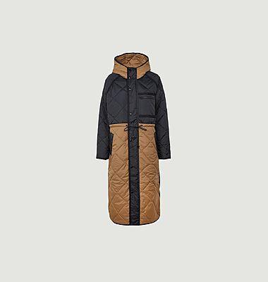 Manteau matelassé Prudence en nylon recyclé