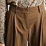 matière Pantalon ample à pinces - See by Chloé
