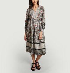 Janis Long dress See by Chloé
