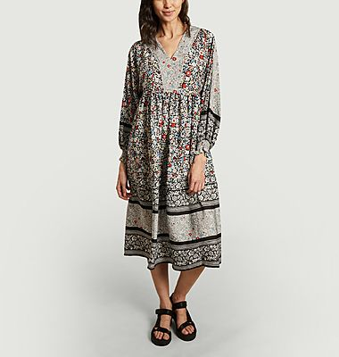 Robe longue Janis