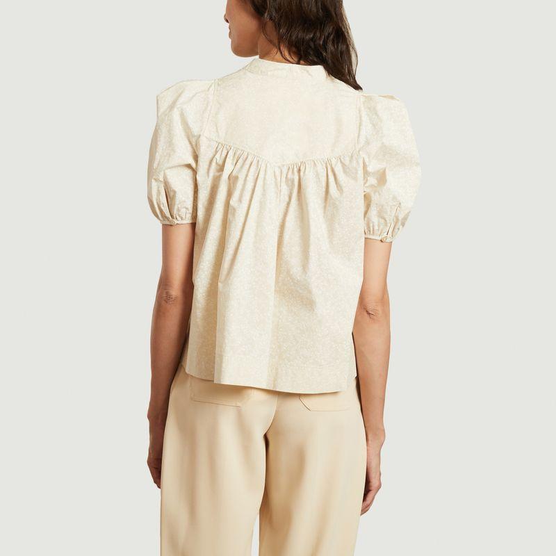 Blouse manches courtes plissée - See by Chloé