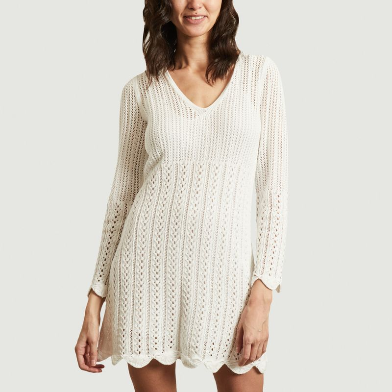 Robe courte manches longues  - See by Chloé