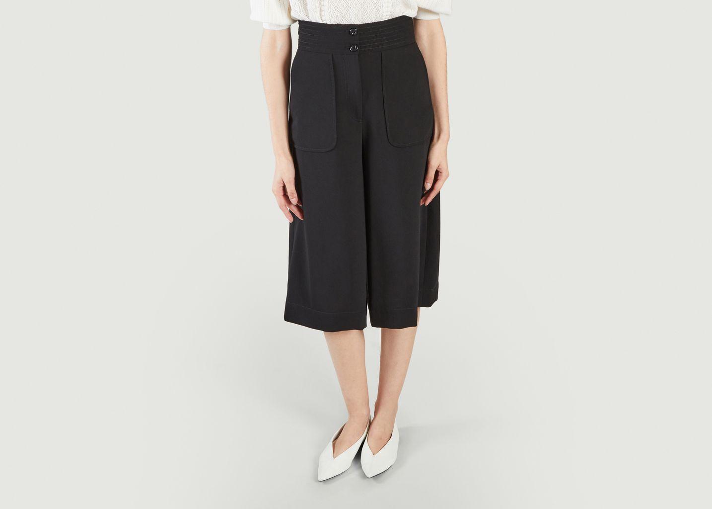 Pantalon jupe-culotte  - See by Chloé