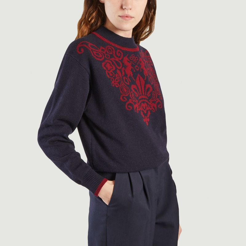 Pull bicolore - See by Chloé