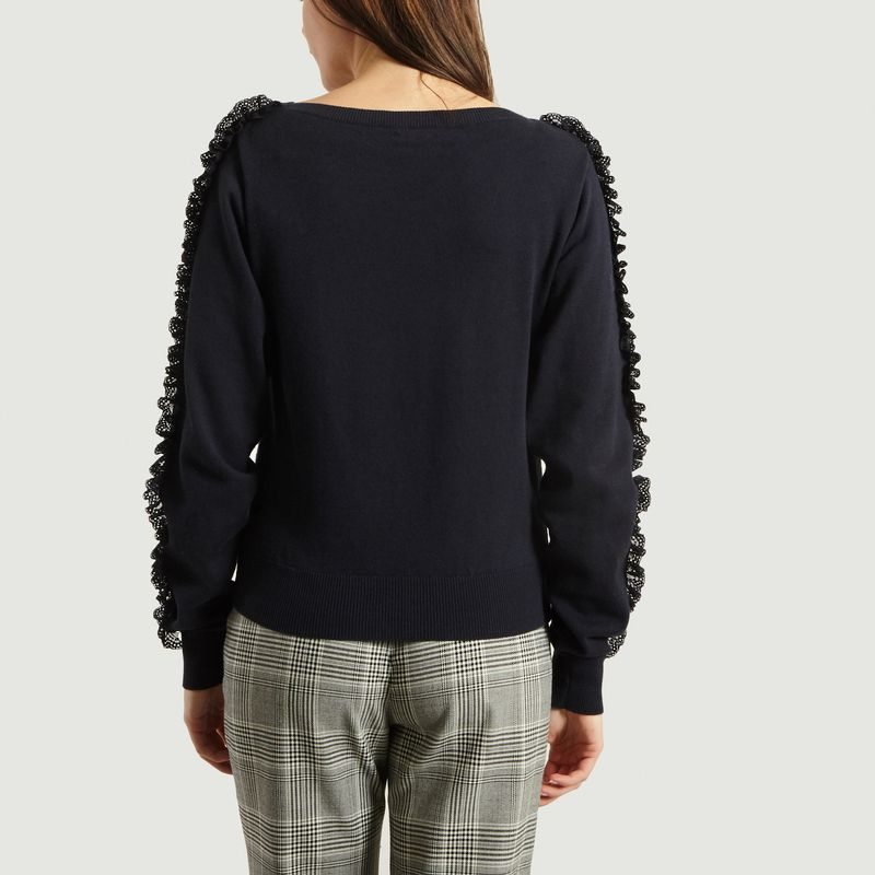 Pullover Manches Dentelle - See by Chloé