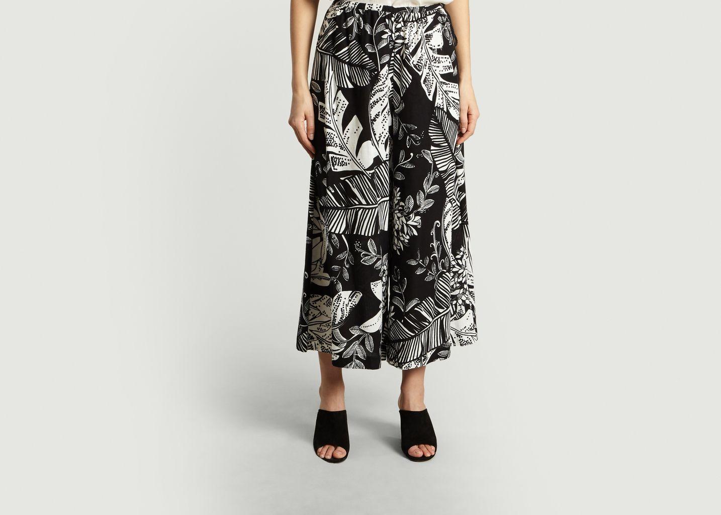 Pantalon Imprimé Jungle - See by Chloé