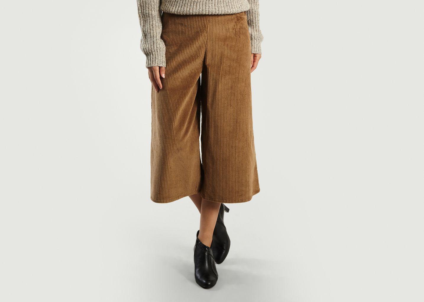 Pantalon en Velours Côtelé - See by Chloé