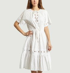 Poplin Cotton Dress