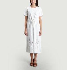 Robe Longue Ajourée
