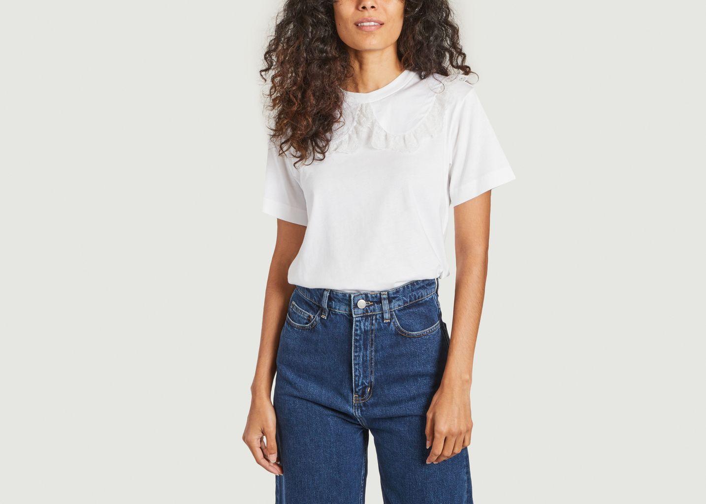 T-shirt dentelle - See by Chloé
