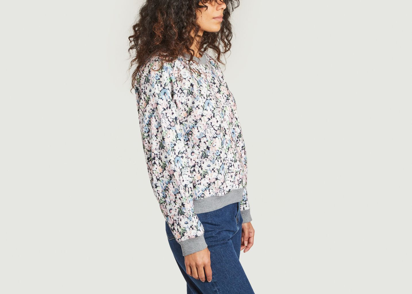 Pullover imprimé floral - See by Chloé
