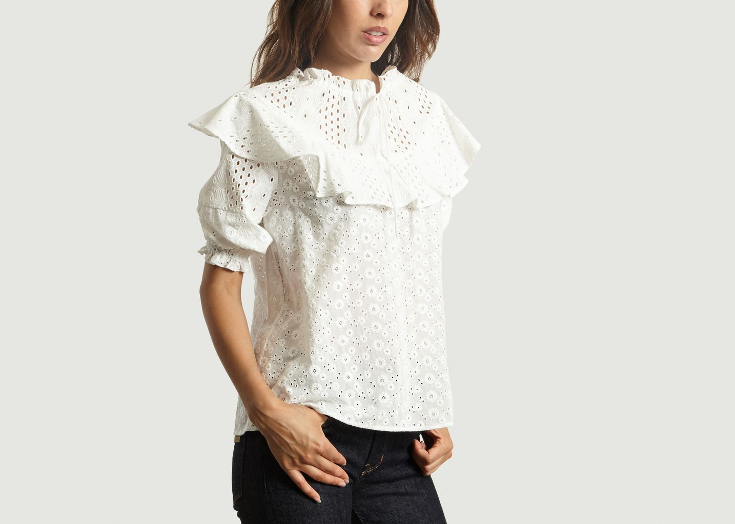 Top Broderie Anglaise - See by Chloé