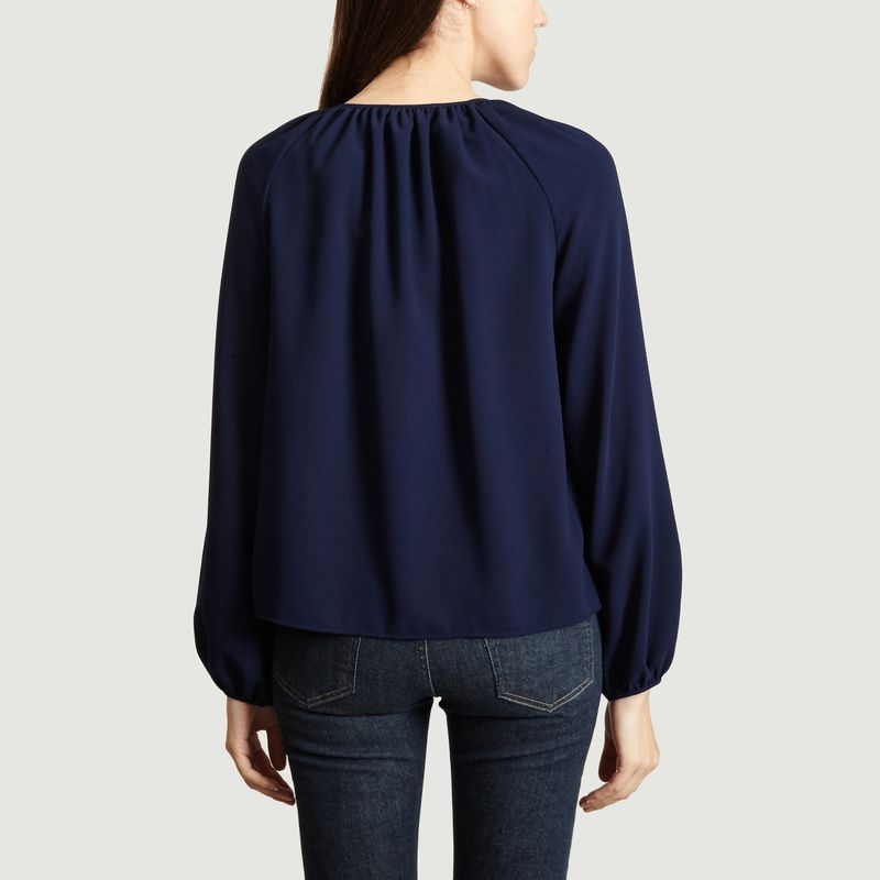 Blouse Crêpe et Boutons - See by Chloé
