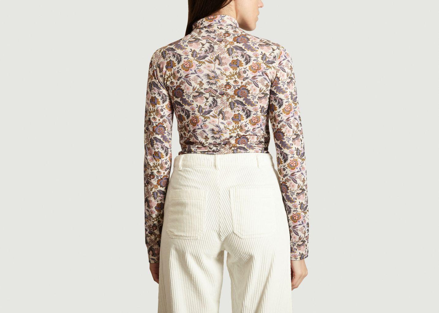 T-shirt Imprimé Micro Floral - See by Chloé