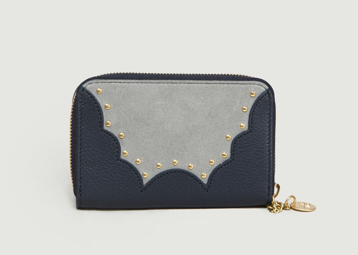 8a4067f00e6a Nick Medium Purse Navy Blue See by Chloé