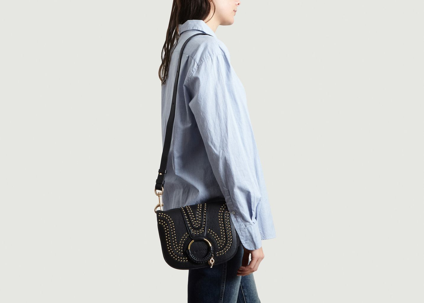 Sac Hana Small à Clous - See by Chloé