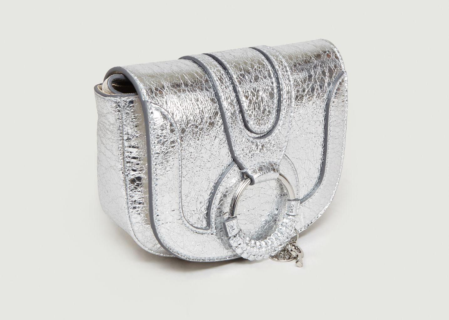 Mini Hana Bag Silver See by Chloé  ae20a9ad24f47