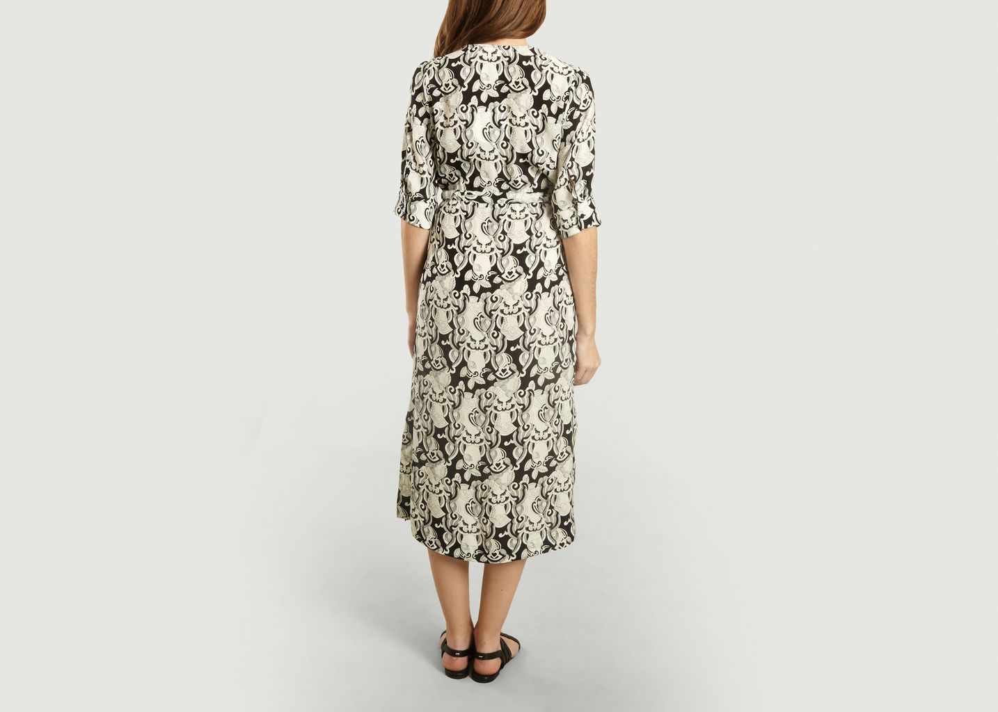 Robe Longue Imprimée - See by Chloé