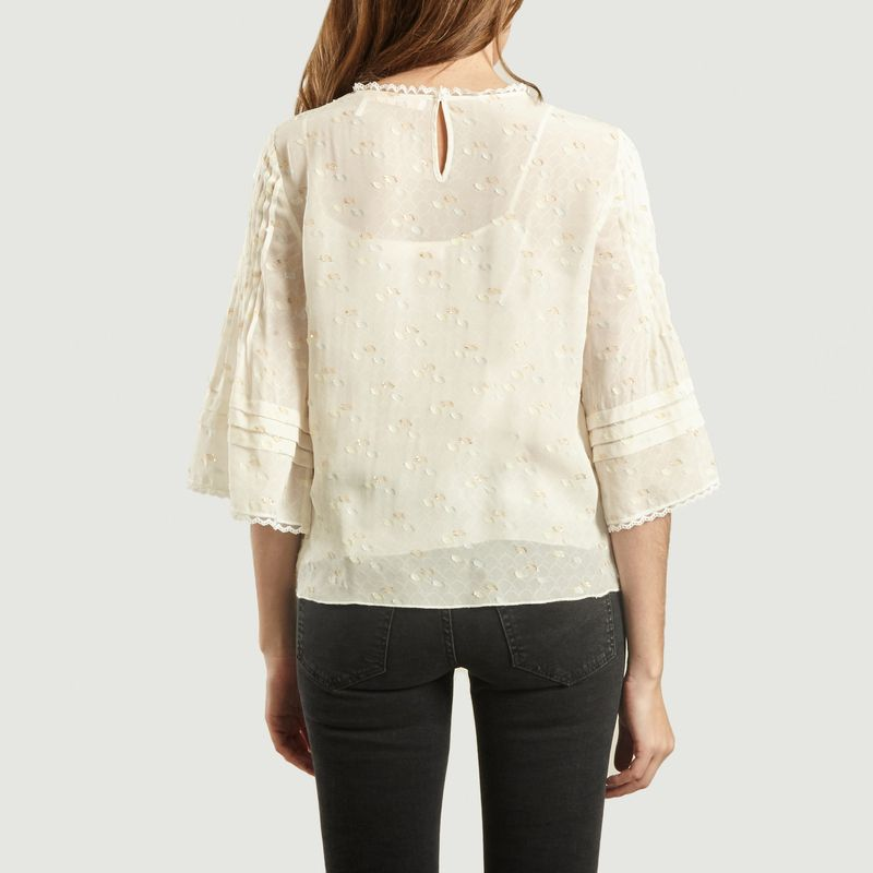 Top Plumetis Manches 3/4 - See by Chloé