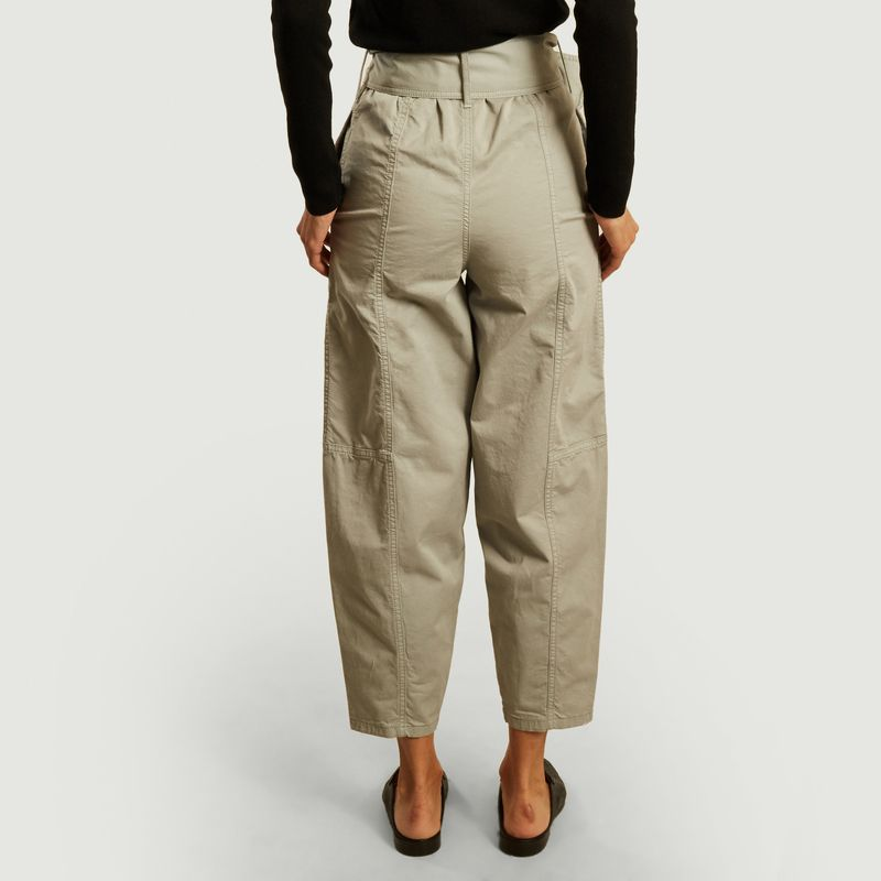 Pantalon ample ceinturé - See by Chloé