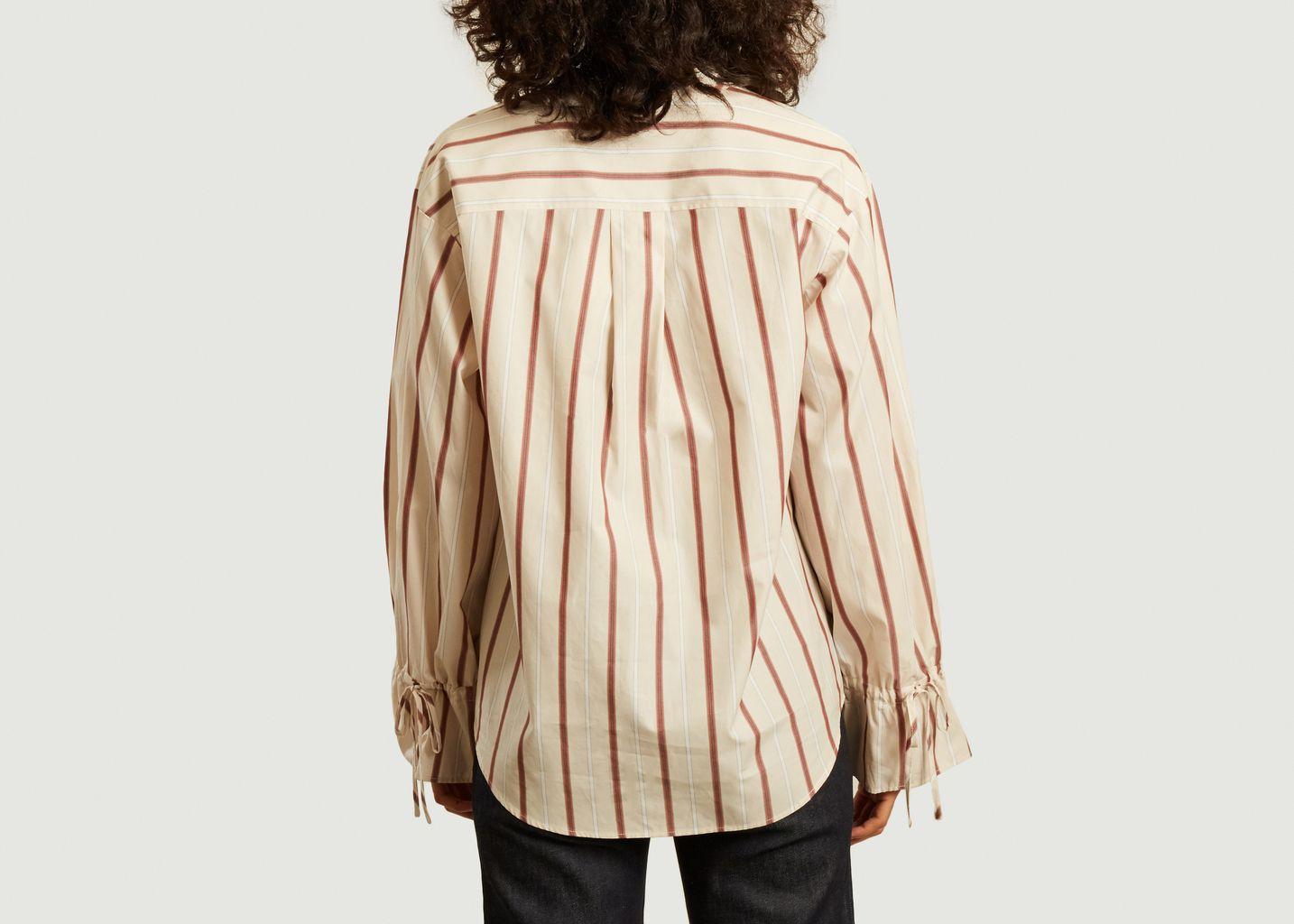 Chemise rayée oversize - See by Chloé