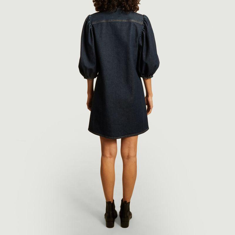 Robe en jean à manches bouffantes - See by Chloé