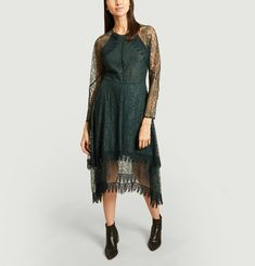 Long sleeve dress See by Chloé