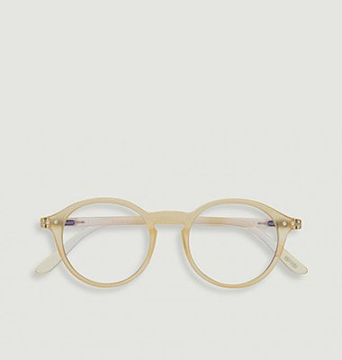 Lunettes Screen ronde #D