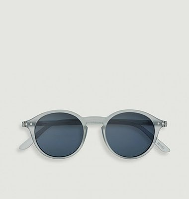 Sunglasses #D SUN Frosted Blue
