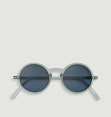 Sunglasses #G SUN Frosted Blue