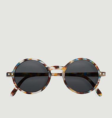 Sonnenbrille Schildkröte
