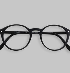 #D Round Reading Glasses