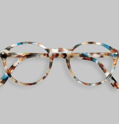 #D Round Reading Glasses