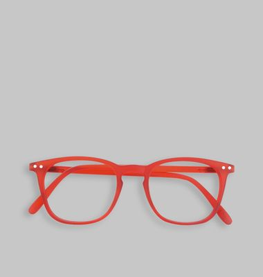 #E Rectangular Screen Glasses