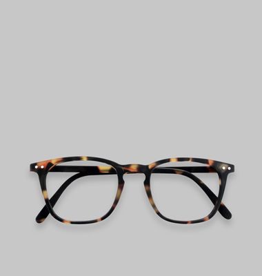#E Rectangular Screen Glasses