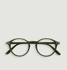 #D Round Screen Glasses