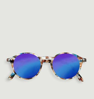 #D Mirror Sunglasses