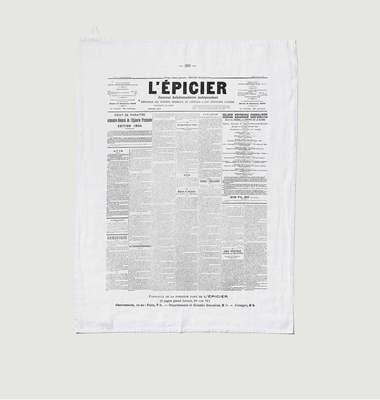 Torchon En Lin Lavé L'Epicerie