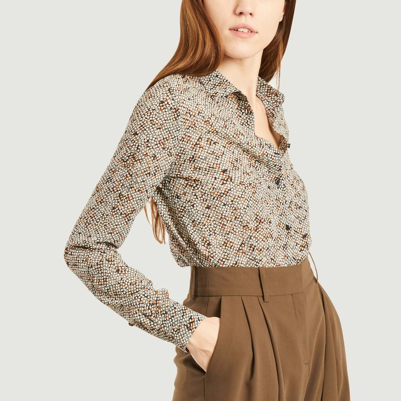 Chemise à micro motif Mimia  - Sessun