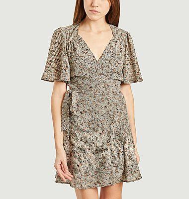 Mio Swinger wrap dress