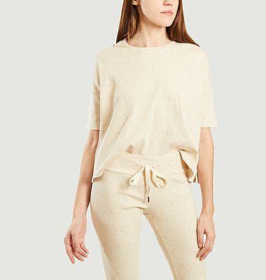 T-shirt oversize côtelé Moremi
