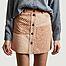 matière Mini jupe patchwork Baby Doo - Sessun