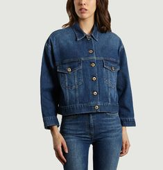 Veste en Jean Clift