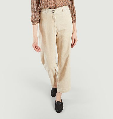 Pantalon velours Cookie Co