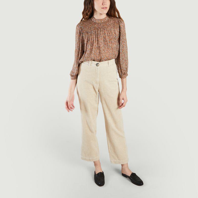 Pantalon velours Cookie Co - Sessun