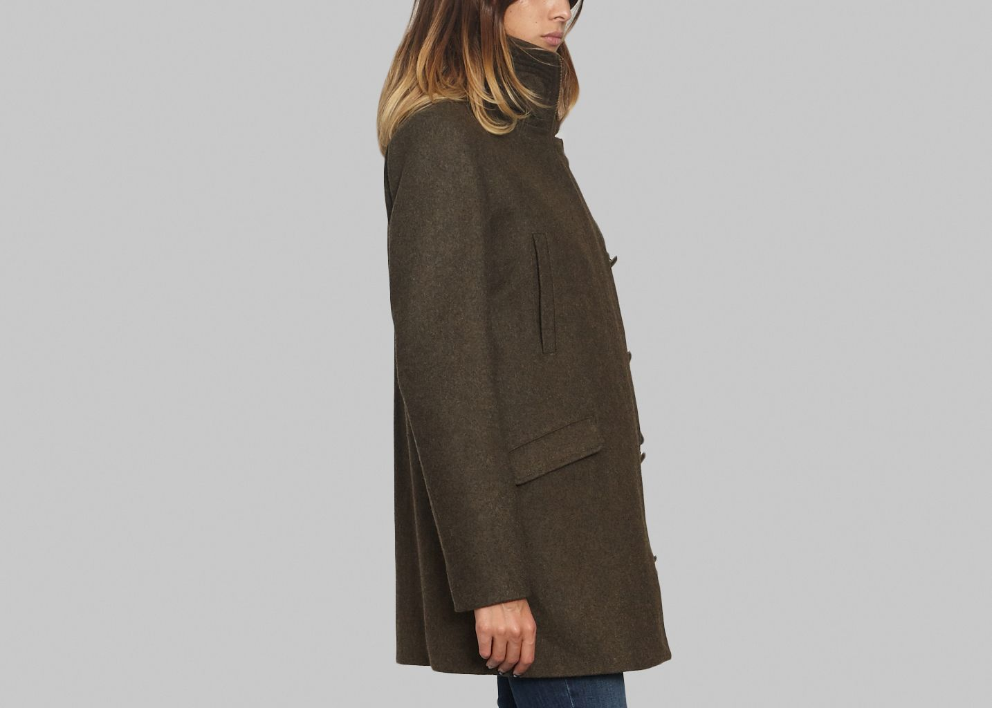 camp night coat sess n khaki on sale at lexception com